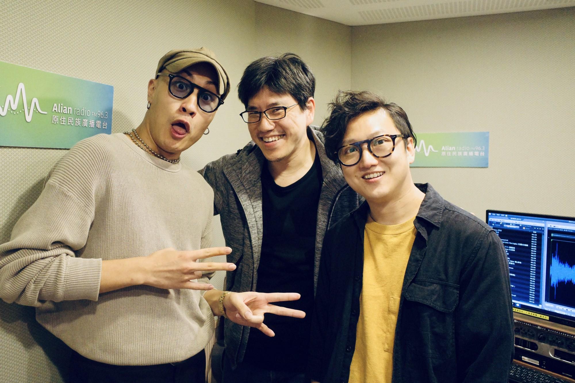 YELLOW黃宣談《浮世擊》 + mini live空中現場 feat. 共同製作人余佳倫
