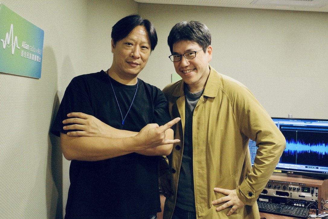 高雄流行音樂中心副執行長黃中岳談「樂團興奮波」,以及他的「南方歌單」