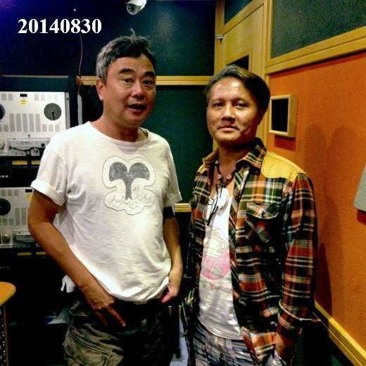 專訪新寶島康樂隊陳昇、阿Von