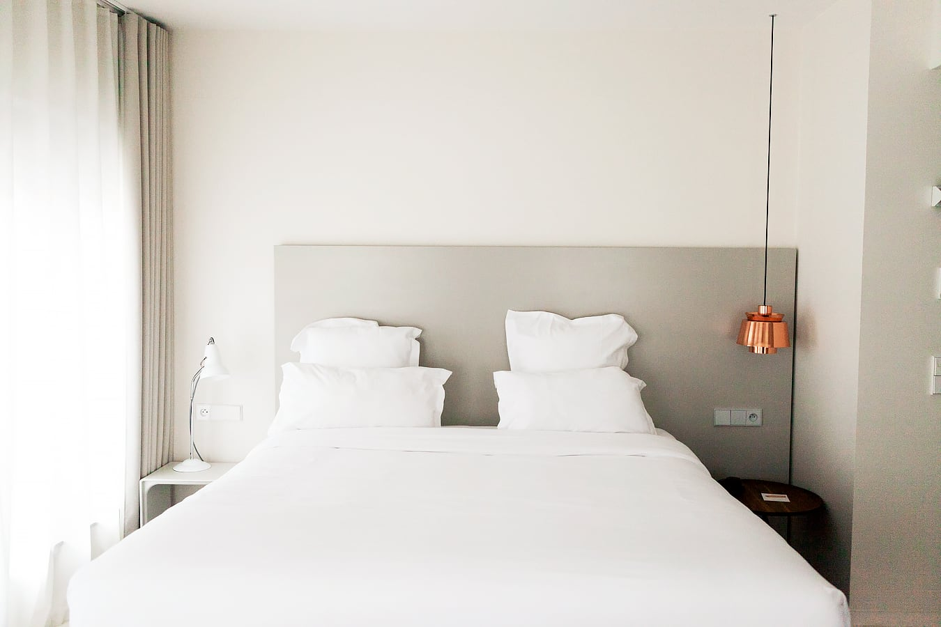 Le 9Hotel Sablon, piscine et sauna au coeur de Bruxelles