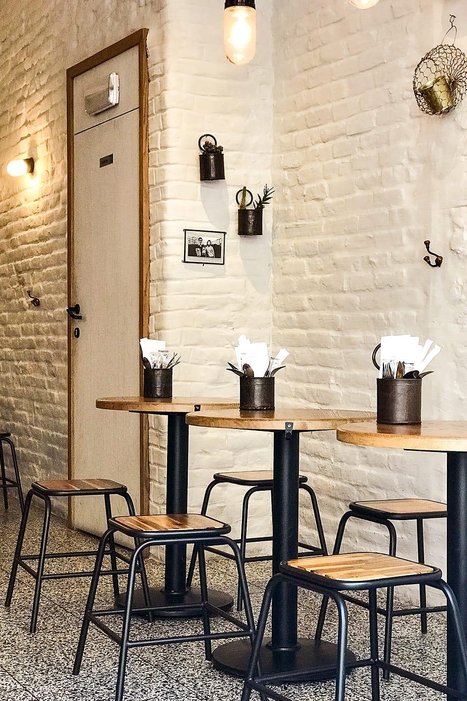 Bao bang bang, restaurant taïwanais à Bruxelles