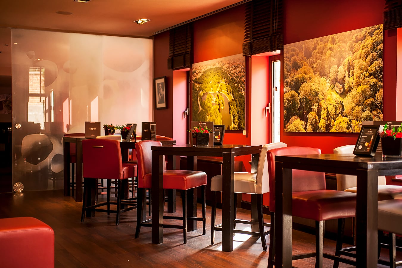 Icones, le restaurant du Martin's Brussels EU