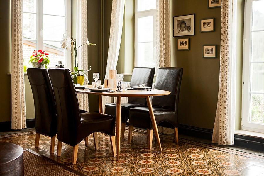 Le Richmond, Bed & Breakfast convival et reposant à Godinne - Belgique
