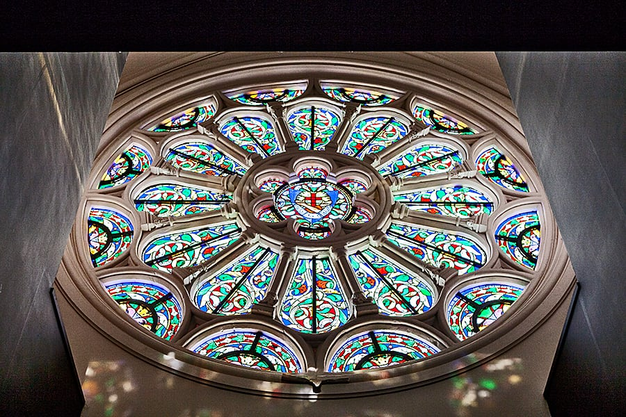 Dormir dans une église - L'hôtel Saint Martin's Patershof à Malines (Mechelen) // Belgique