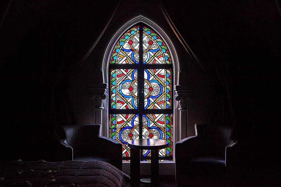 Dormir dans une église - L'hôtel Martin's Patershof à Malines