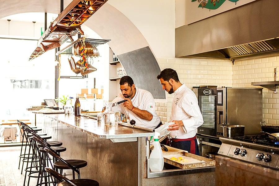 Racines, un restaurant Italien pas comme les autres - Bruxelles