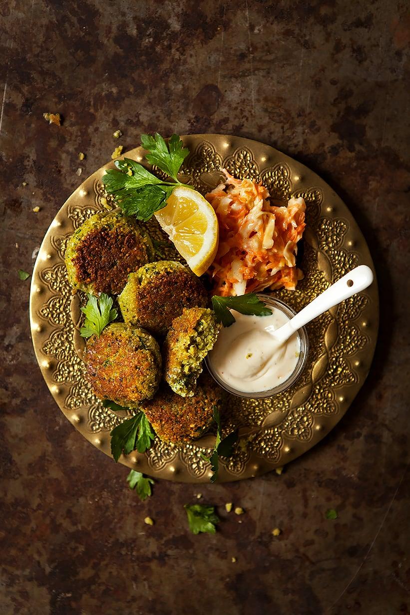 Falafels, une recette rapide à faire et délicieuse ! - Vegan