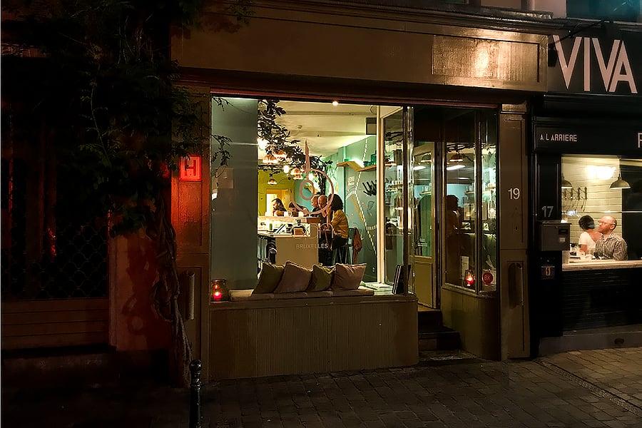 San bol, une expérience culinaire unique à Bruxelles