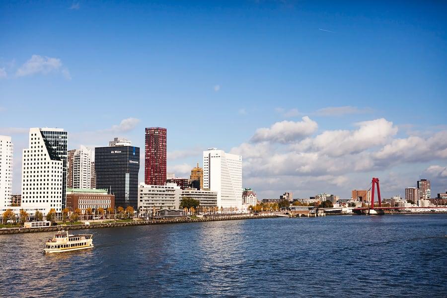 Citytrip à Rotterdam