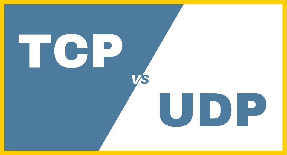 TCP与UDP的区别