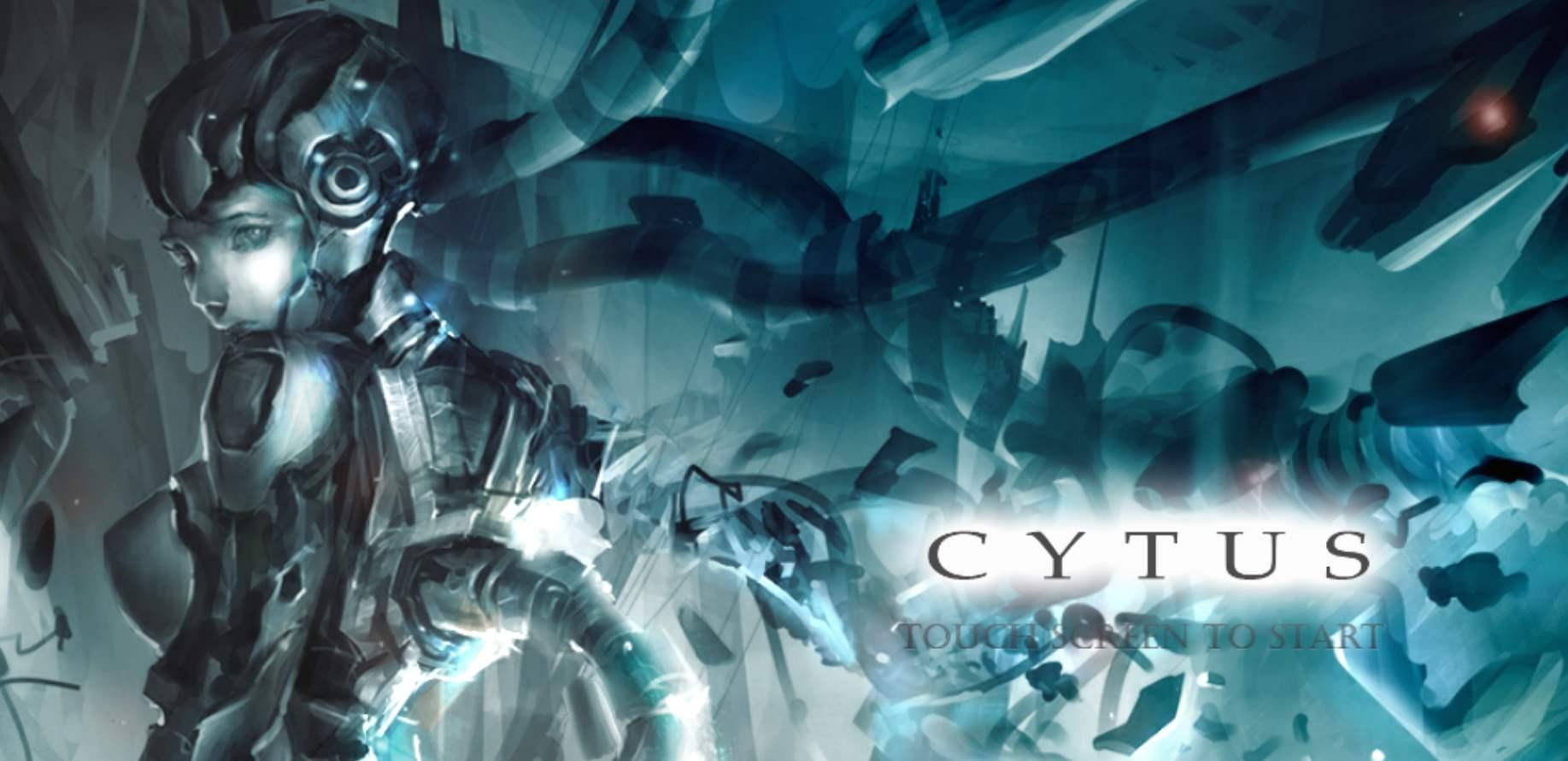 游戏推荐 《Cytus》