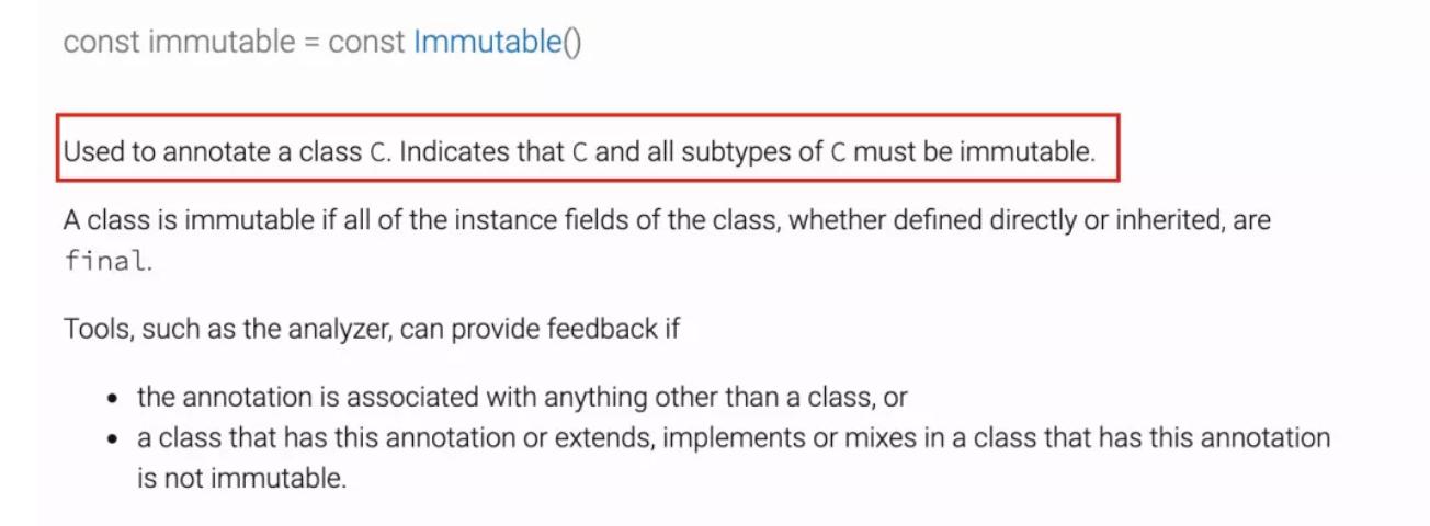 immutable