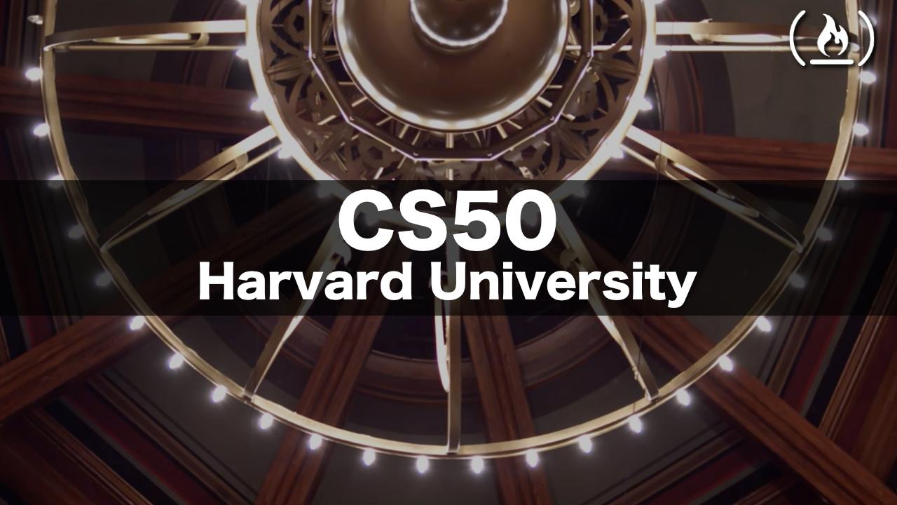 CS50 | Week 2 Arrays & Sorts