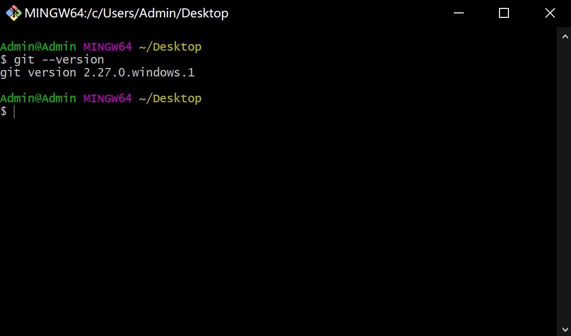 Git 版本