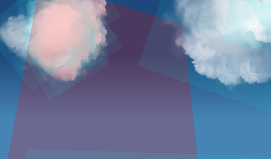 看吧,云出来了