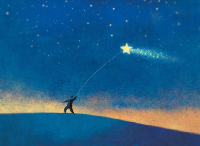 星光不问赶路人,时光不负有心人