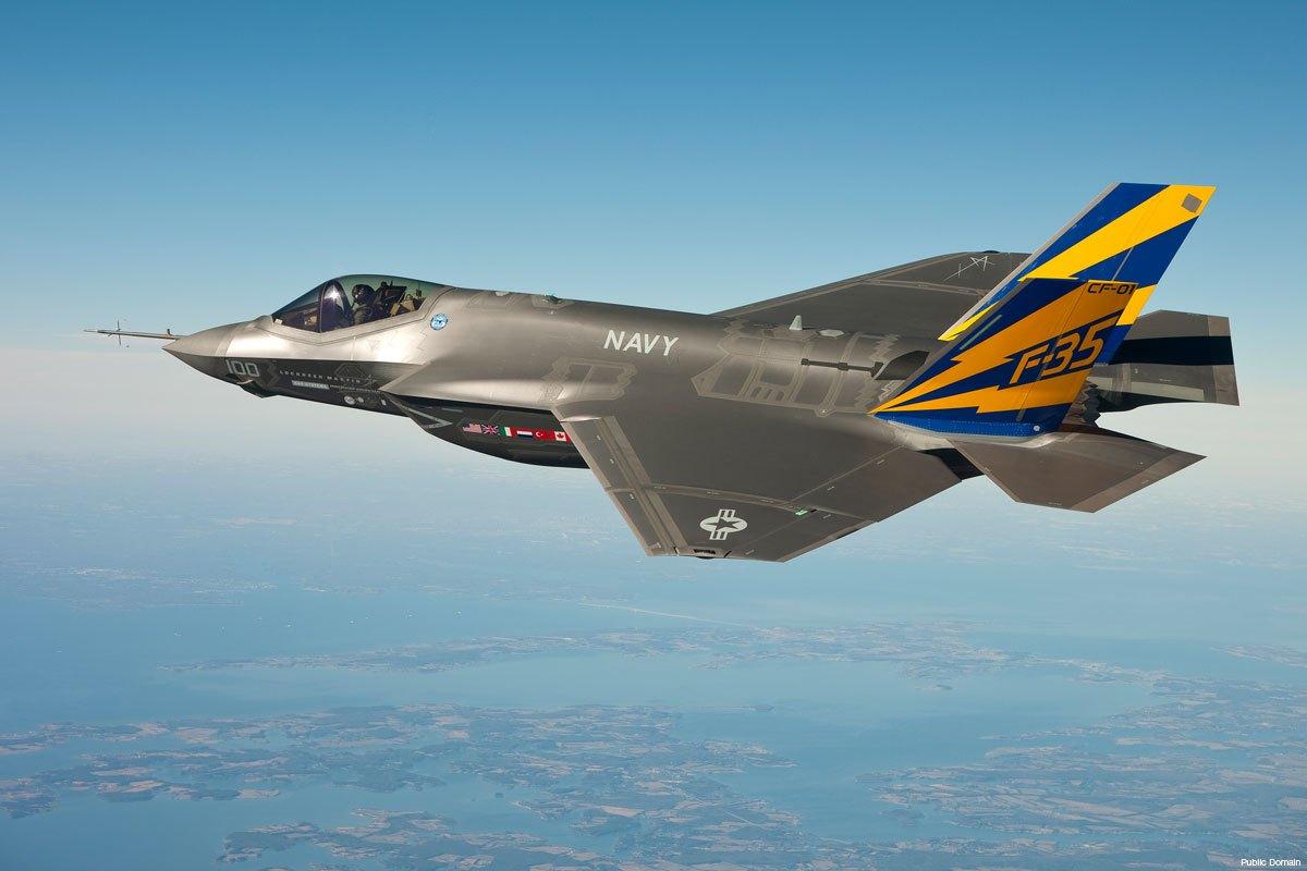 据特朗普爆料称 美F-35战斗机的主体部分是在土耳其完成生产