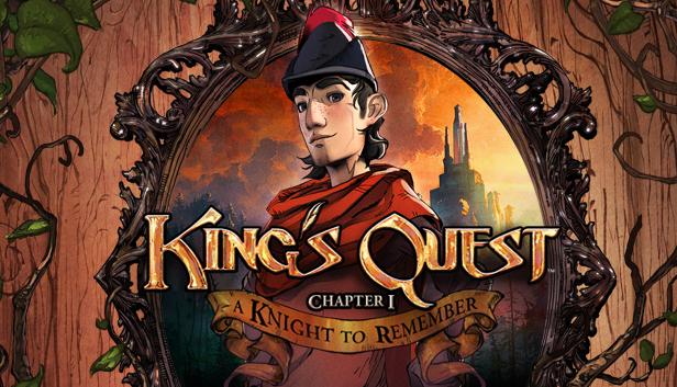 图片来自《国王的冒险》