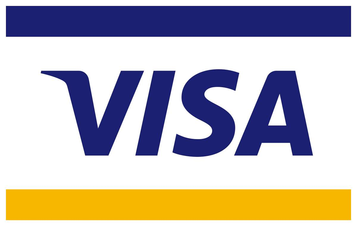 Visa的logo