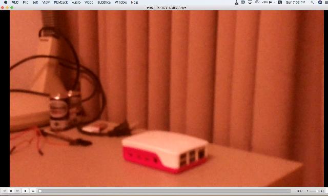 相机在Mac查看的效果