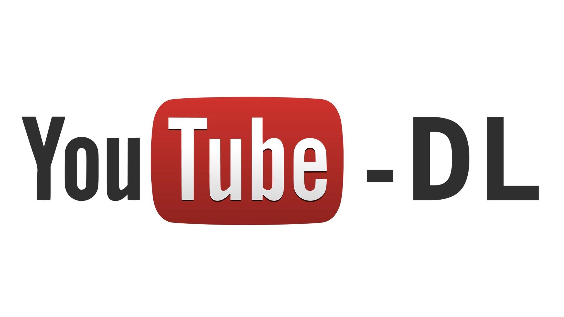 YouTube-DL的logo