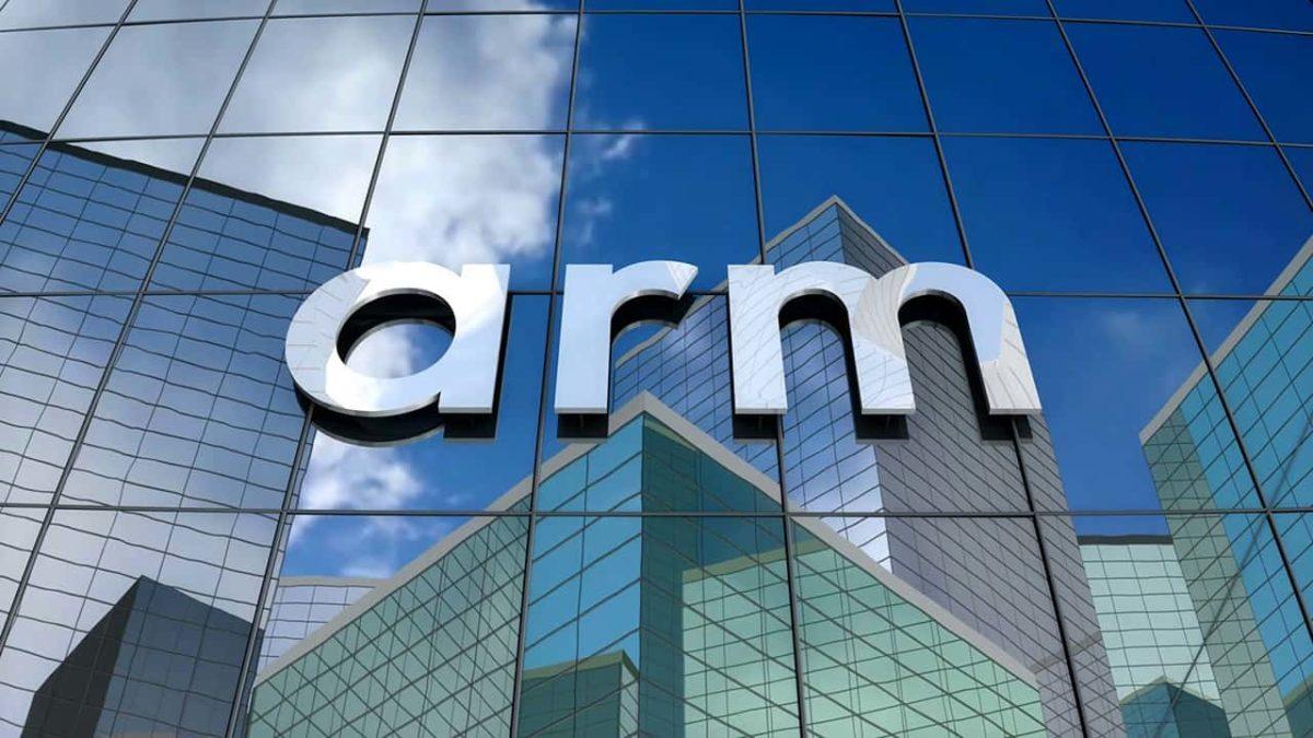 ARM公司的标志
