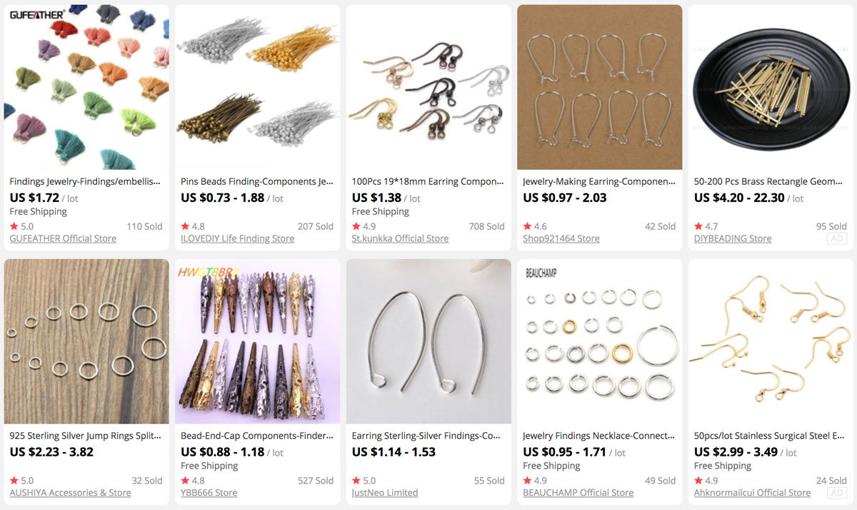 Another pro tip is buying in bulk from AliExpress