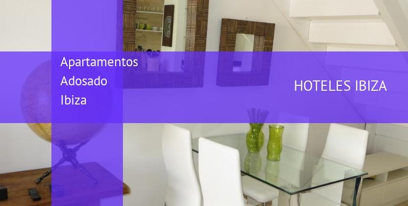 Apartamentos Adosado Ibiza barato