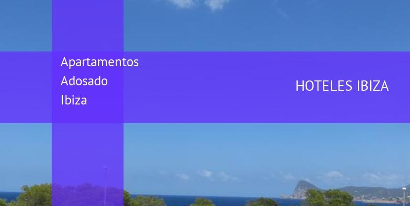 Apartamentos Adosado Ibiza booking