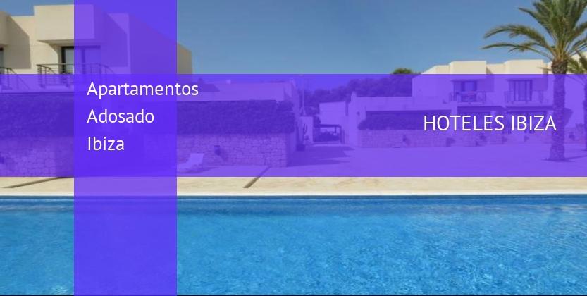 Apartamentos Adosado Ibiza reservas