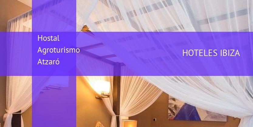 Hostal Agroturismo Atzaró booking