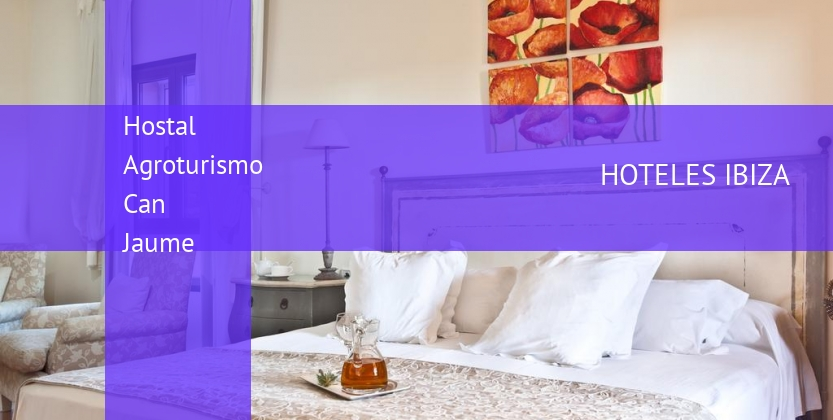 Hostal Agroturismo Can Jaume opiniones