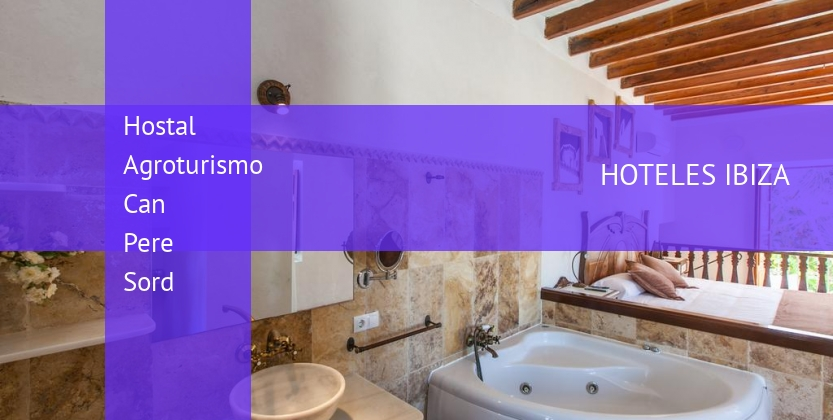 Hostal Agroturismo Can Pere Sord opiniones