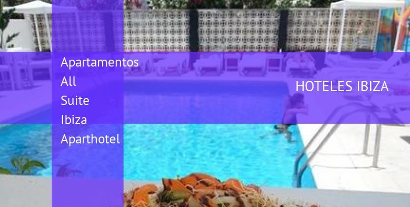 Apartamentos All Suite Ibiza Aparthotel baratos