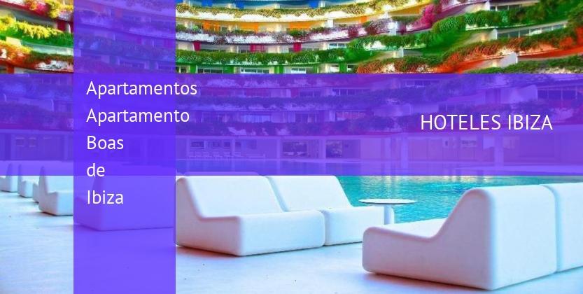 Apartamentos Apartamento Boas de Ibiza