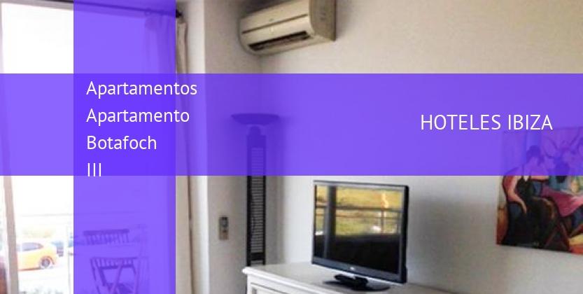 Apartamentos Apartamento Botafoch III barato