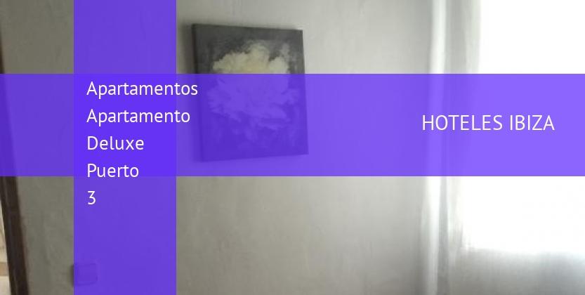 Apartamentos Apartamento Deluxe Puerto 3 baratos