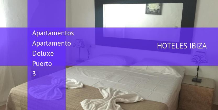 Apartamentos Apartamento Deluxe Puerto 3 reverva