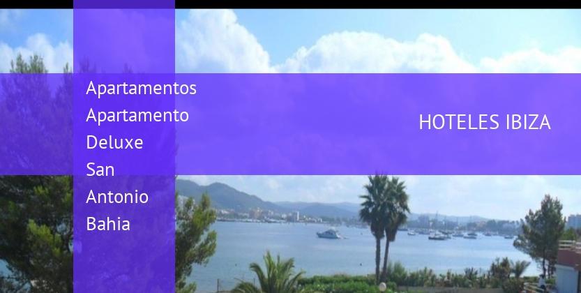 Apartamentos Apartamento Deluxe San Antonio Bahia booking