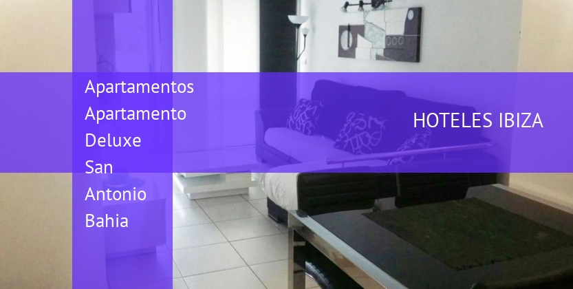 Apartamentos Apartamento Deluxe San Antonio Bahia