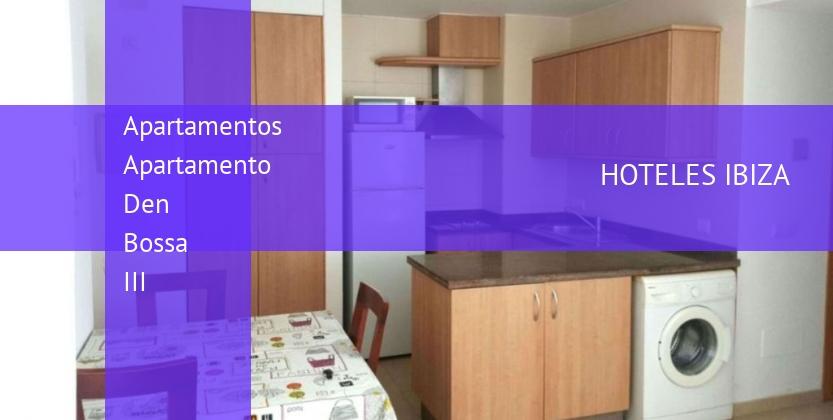 Apartamentos Apartamento Den Bossa III baratos