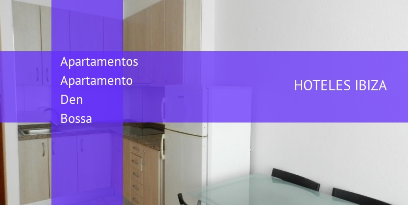 Apartamentos Apartamento Den Bossa baratos