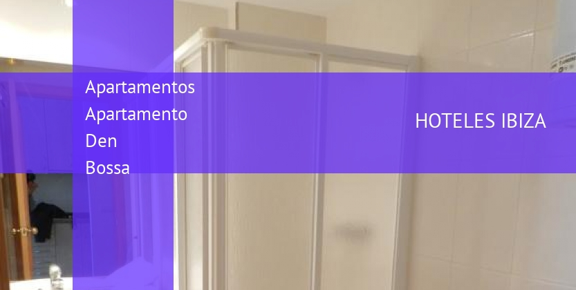 Apartamentos Apartamento Den Bossa booking