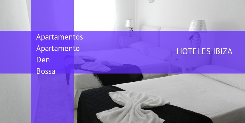 Apartamentos Apartamento Den Bossa reservas
