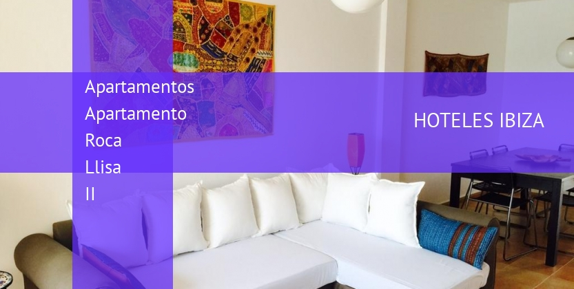 Apartamentos Apartamento Roca Llisa II booking