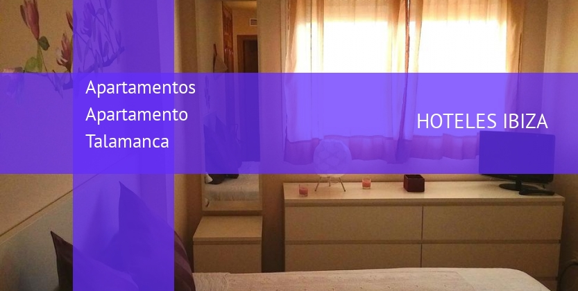 Apartamentos Apartamento Talamanca barato