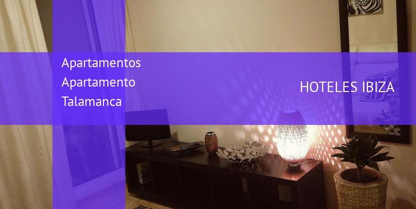 Apartamentos Apartamento Talamanca booking