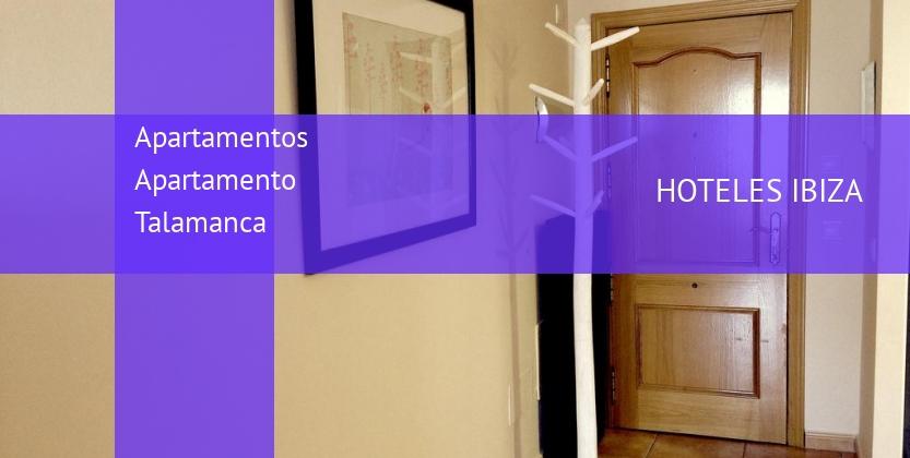 Apartamentos Apartamento Talamanca reservas