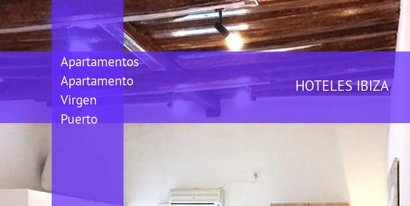 Apartamentos Apartamento Virgen Puerto reservas